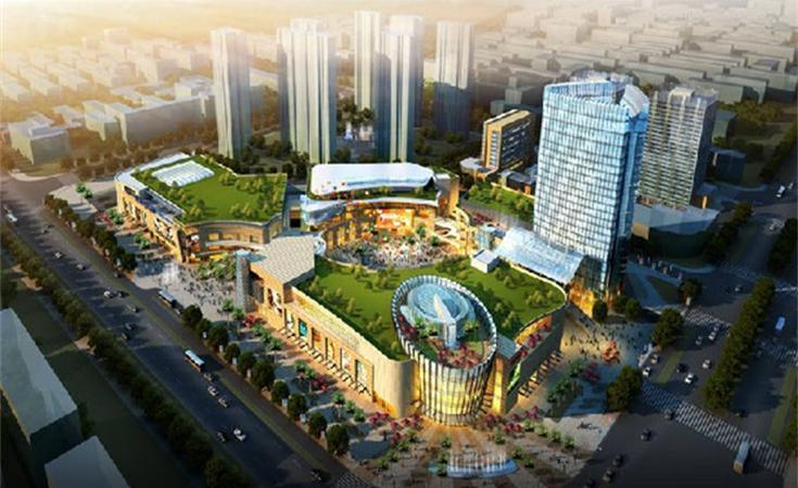 复城国际中心