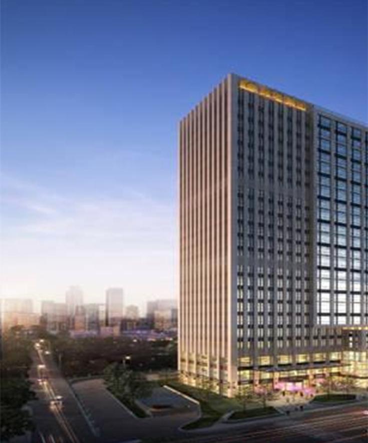 上海浦创商务大厦