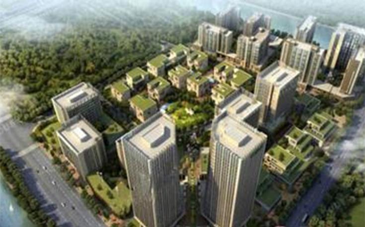 上海绿地瀛洲商务城