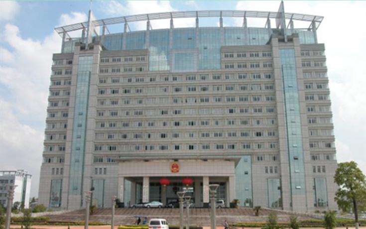 温岭市泽国镇政府大楼