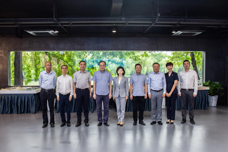 赋能共赢 启行未来 | 南都物业服务集团与杭州运河集团、杭州旅游集团签署合作协议